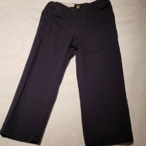 Boys GAP Flat Front Chino Pants
